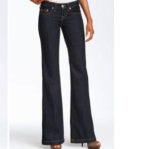 'Claire' Size 29 Stretch Denim Jeans